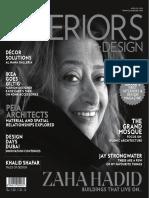 Glam Interiors + Design - Issue 10, April 2016