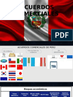 Acuerdos Comeriales de Peru