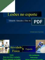 236341633 Lesoes No Esporte