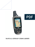 Manual Bahasa Indonesia GPSMAP CSX60 Garmin