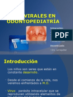 Antivirales en Odontopediatria