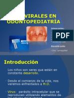 Antivirales en Odontopediatria