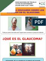 Cuidados de enfermería en el Glaucoma