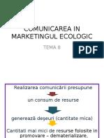 08.Comunicarea in Mk Ecologic_TEMA 8