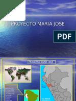 Proyecto minero  Maria Jose UltimoLa mina produciría más de 120 mil toneladas
