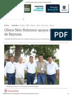 05-27-2016 Ofrece Neto Robinson Apoyos a Ganaderos de Reynosa