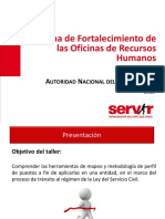 Diapositiva Fortalecimiento Rrhh 2013