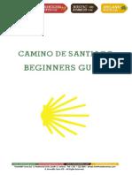 Camino de Santiago Beginners Guide