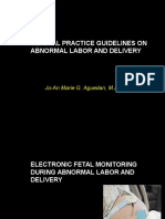 Abnormal Labor and Delivery - Jo An.ppt