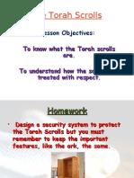 The Torah Scrolls