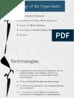 02.2 Arthrology Joints of Upper Limb