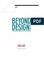 Beyond Design Instructor Guide