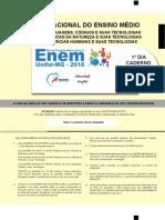 Simulado ENEM - 1º dia - GABARITO.pdf