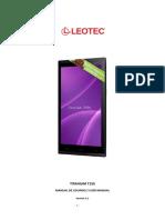 LESPH5501B Manual