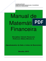 Manual de Matematica Financeira