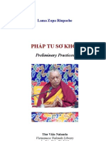 Phap tu so khoi -Lama Zopa Rinpoche