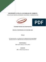Investigacion Formativa Contabilidad de Costos Aplicados i.