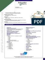 Ethernet en Aplicaciones Industriales y Subestaciones