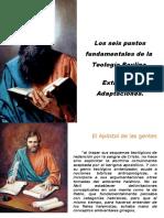 Principios Fundamentales de La Doctrina Paulina