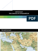 Prehistoric Settlements of the Middle East