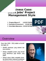 Case - Steve Jobs