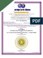 SEA Declaration on Sovereignty in Universal Principles - 16