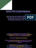 Historia 3 - Arte Pré-Colombiana - Astecas