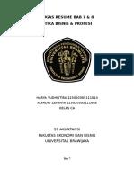 etika bisnis bab 7 dan 8