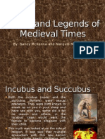 Myths and Legends of Medieval Times