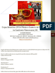 Copa America 2016 Mexico Games on Big Screen in Gastown Vancouver BC