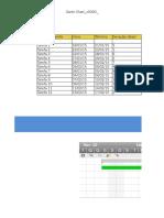 Timeline Excel Template PT2