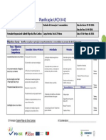 Planificação Da UFCD 0442
