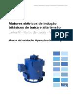 Manual de Instalação, Operação e Manutenção -  Motores Vertical.pdf