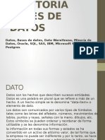 Presentacion Bd Auditoria