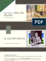 Analisis Estructural de Texto