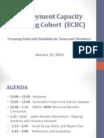 ecbc january 15 2016