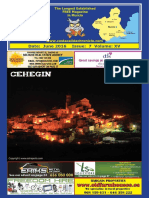Costa Cálida Chronicle's monthly magazine June 2016