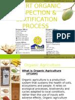 Nicert Organic The Process of Organic Certification Certification Procedures