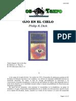 Dick, Philip K. - Ojo en El Cielo
