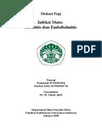 DP Endoftalmitis Keratitis
