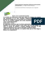 Modulo I Elaboración de Documentos Electrónicos Submódulo II Elaboración de Documentos Electrónicos Mediante Software de Aplicación