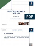 Información Estratégica I