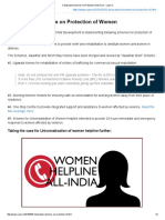 5 Dedicated Schemes on Protection of Women - Xaam