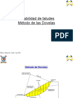 Método de Las Dovelas