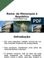 5 Itecne Roma Antiga