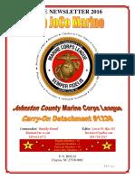 The JoCo Marine - June 2016