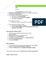 Comandos para el examen de CNA3