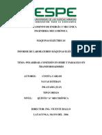 Informe Practica n01 Polaridad
