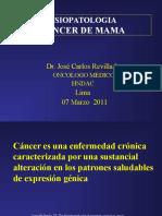1. Fisiopatología del Cáncer de Mama.ppt