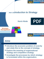statergic management chapter 1